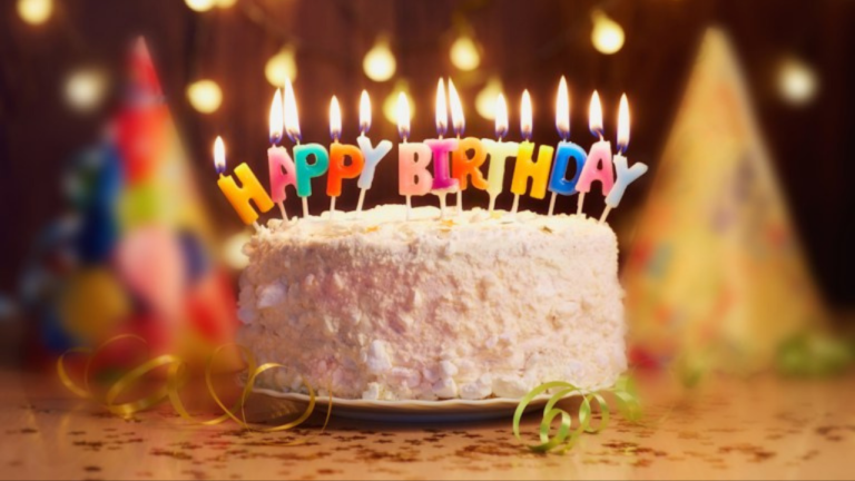 Birthday cake recipe without oven in 15 minutes