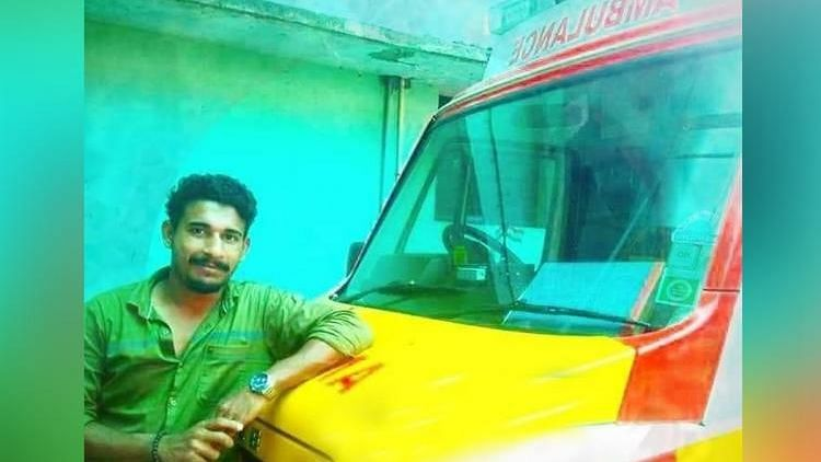 Covid positive girl was raped by an Ambulance driver
