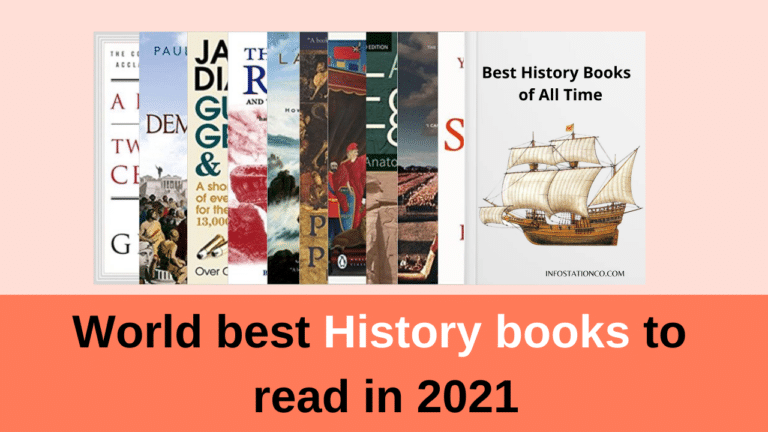 World best History books to read in 2021